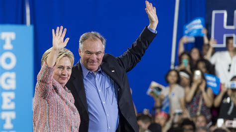 by picking anti abortion tim kaine hillary is testing clinton picks tim kaine as running mate world the
