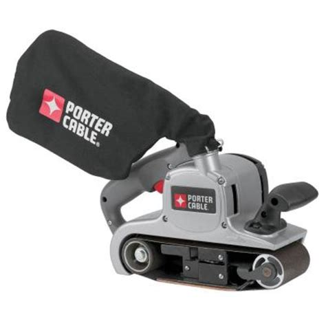 porter cable 8 3 in x 21 in belt sander 352vs the