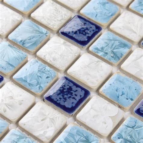 glazed ceramic bathroom tile free shipping glazed porcelain tiles ceramic mosaics kitchen washroom wall tiles