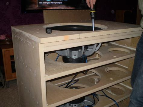 home theater diy subwoofer 187 design and ideas