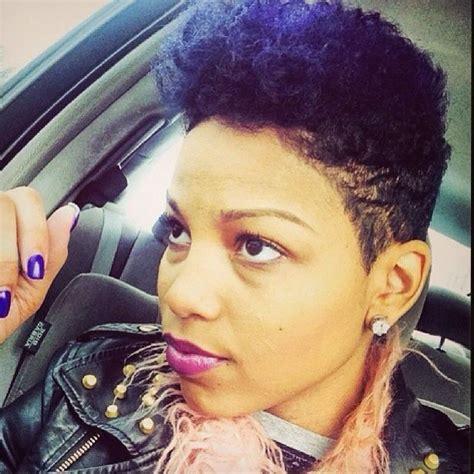 straight styles for natural twa natural hair tapered twa big chop hairspirations