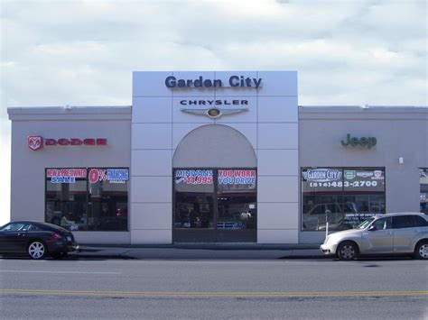 Garden City Jeep Chrysler Dodge by Visit Our Showroom Located At 283 N Franklin St Hempstead
