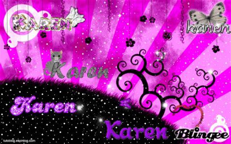 imagenes re lindas de amor que digan karen karen picture 98440277 blingee com