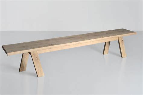 sitzbank design design sitzbank aus massivholz die bank go vitamin