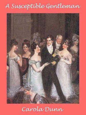 A Susceptible Gentleman By Carola Dunn Nook Book Ebook