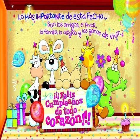 Imagenes De Cumpleaños Tarjetas Zea | imagenes de feliz cumple tarjetas zea frases para un
