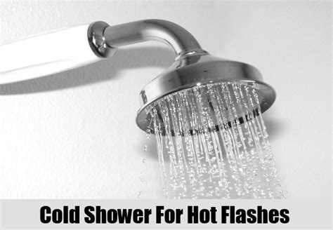 cold shower before bed 8 home remedies for hot flashes natural treatments cure for hot flashes natural