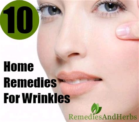 home remedies for wrinkles diy home remedies kitchen