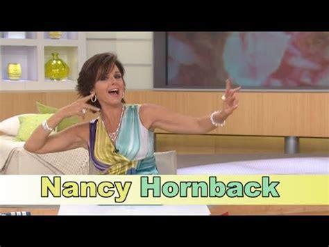qvc nancy hornback pantyhose vidoemo emotional video unity