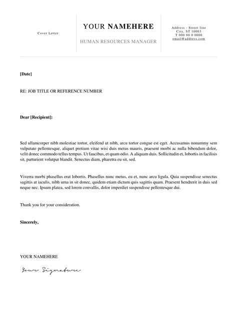 Letter Docx Kallio Simple Resume Word Template Docx