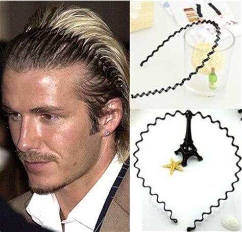 image gallery hair accessories for men compra los hombres el cabello ondulado online al por mayor