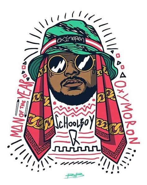Schoolboy Q Drawing by 25 Best Ideas About Hip Hop On History Of