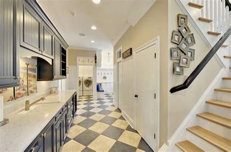 Sleek Kitchen Design Sleek Design Of Checkered Flooring With Open Kitchen Design Olpos Design