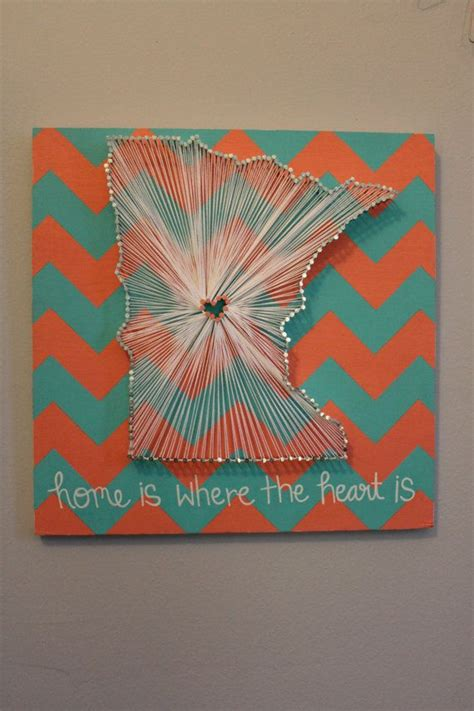 State String Diy - diy state string decor hacks hairstyles