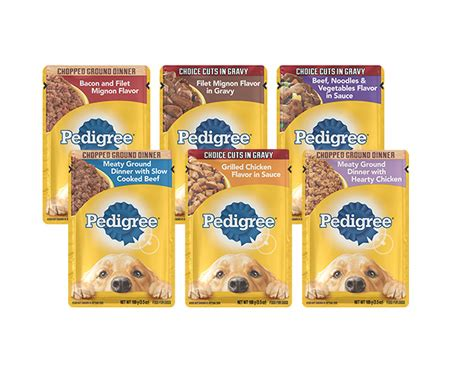 Pedigree Pouch pedigree 174 pouch food free sles reviews pinchme