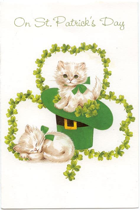on st s day greeting card marges8 s