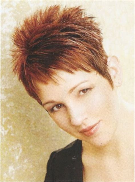 spiky hairstyles for women 35 35 best images about relaxing time on pinterest short