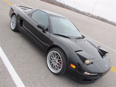 1995 acura nsx open top black automatic 95 miles classic acura nsx 1995 for sale