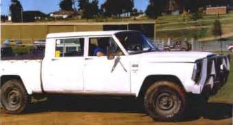 Jeep J20 For Sale Australia Jeep J20 Crew Cab Listed For Sale In Germany