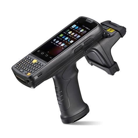 Rugged Mobile Devices by Uhf Android 4 4 Portable Rugged Handheld Device With 3g