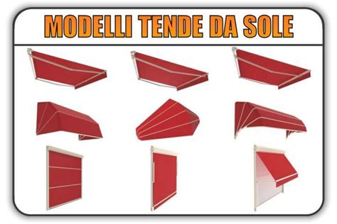 modelli tende da sole modelli tende da sole prezzi per tenda da balconi