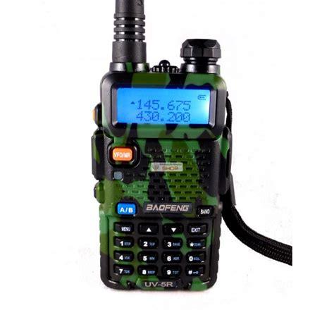 le 5r talkie walkie baofeng uv 5r portable bi bande vhf uhf