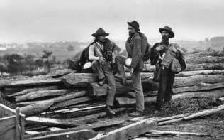 Confederate prisoners during the american civil war gettysburg pa