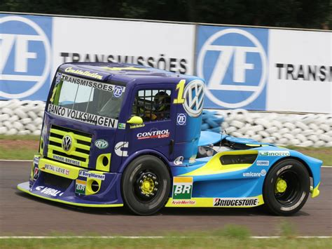 volkswagen truck 2006 2006 volkswagen constellation formula truck race racing