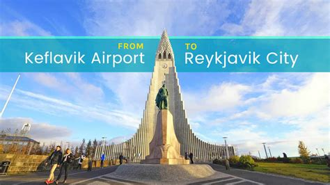 keflavik airport  reykjavik city center