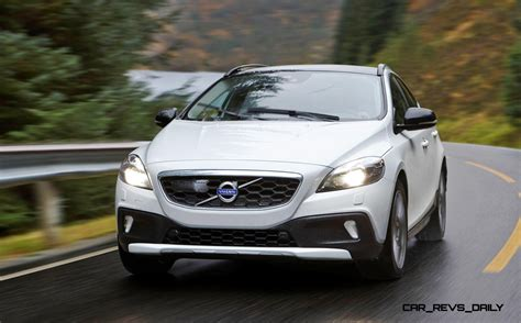 volvo usa 2015 volvo v40 xc adds 245hp t5 powertrain usa imports