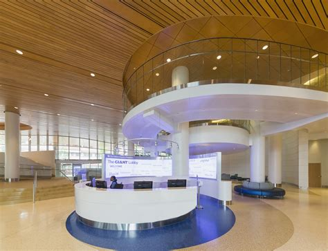 Architecture Desk by Gallery Of Buerger Center For Advanced Pediatric Care