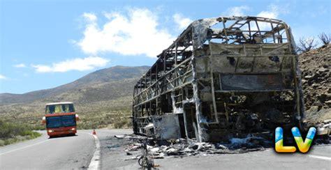 tur bus se incendia en ruta 5 al norte de la serena tur bus que sali 243 desde la serena se incendia en la cuesta