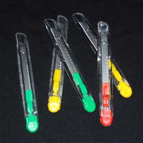 Pisau Gunting Cutter L500 Kenko Besar cutter plastik