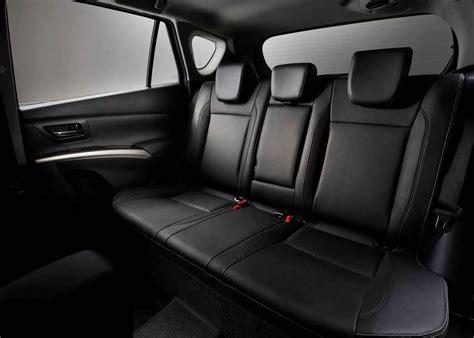 Suzuki Sx4 Seats 2014 Suzuki Sx4 Review Specs Pictures