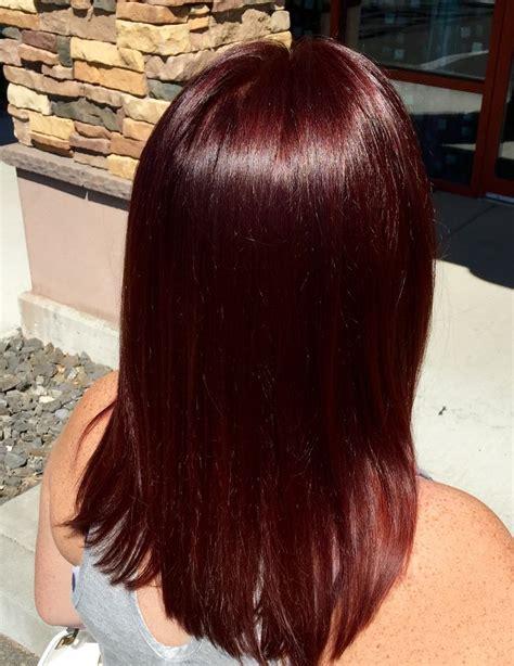 change dark mahogany brown hair to natural chocolate brown with highlights m 225 s de 1000 ideas sobre pelo caoba oscuro en pinterest