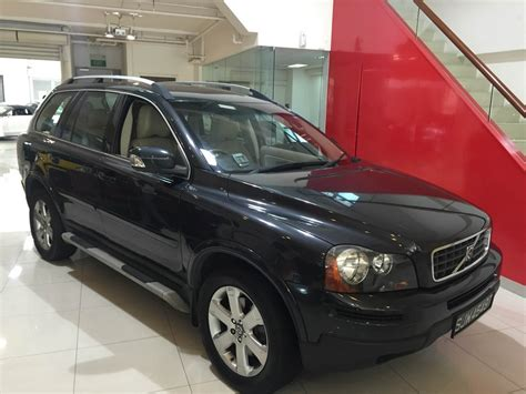 rent a volvo rent a volvo xc90 suv suv wedding car by ace drive car