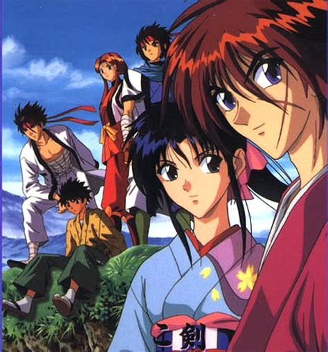 Samurai X animanga mania especial sobre samurai x anime portfolio