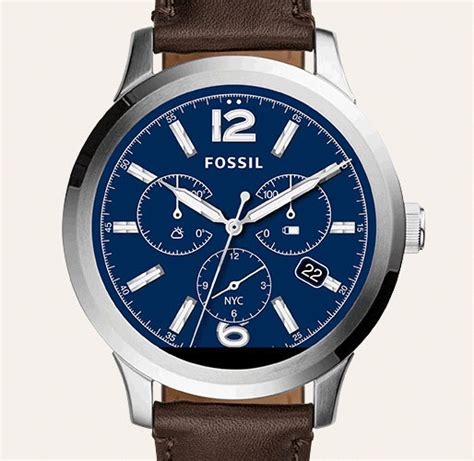 Fossil Qmarshall fossil q marshal and q wander smartwatches to be available august 29th eyeonmobility