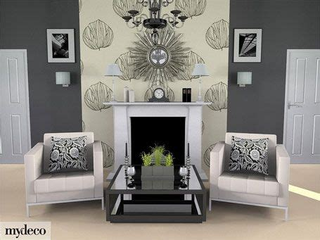 living room wallpaper feature wall grey room wallpaper feature wall with white fireplace indoor living space grey