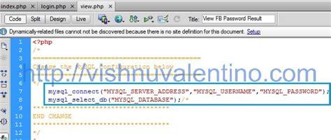 tutorial hack website php blog archives