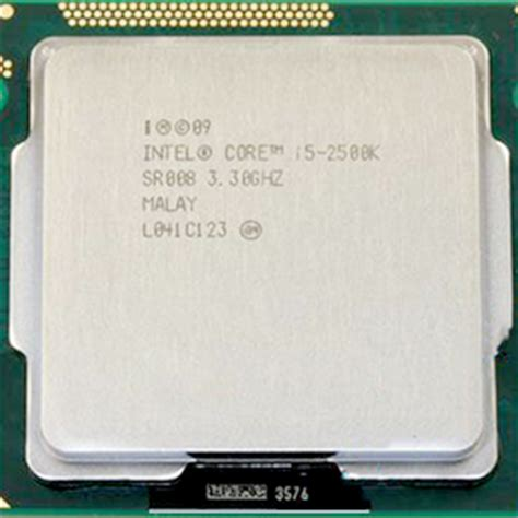 I5 2500k Sockel by Intel I5 2500k Techpowerup Cpu Database