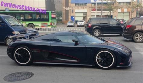 koenigsegg pink koenigsegg agera r blt returns to chinese roads gtspirit