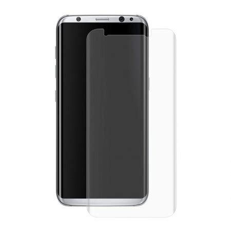 Remax Pet Cover Curved Screen Guard Samsung Galaxy S6 Diskon enkay pet hd curved edge screen protector for samsung