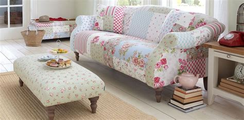 Patchwork Sofa Dfs - vintage style patchwork sofa from dfs cosy home