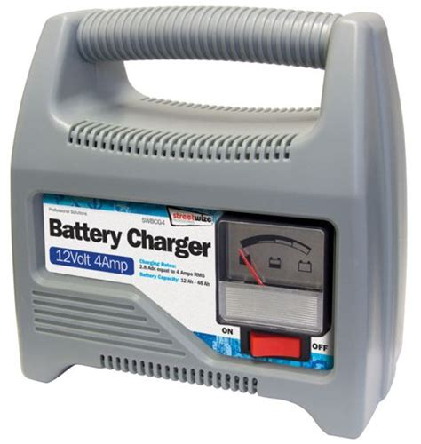 chargers tesco buy 12v 4 automatic battery charger from our car