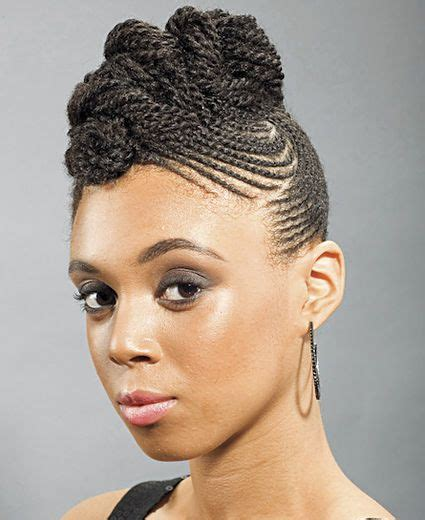 pictures of locally plaited hair for women 119 best images about hair that twists plaits on