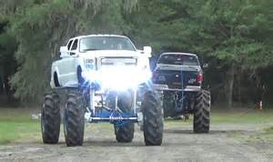 quot million dollar quot monster ford mud truck doesn sense moto networks