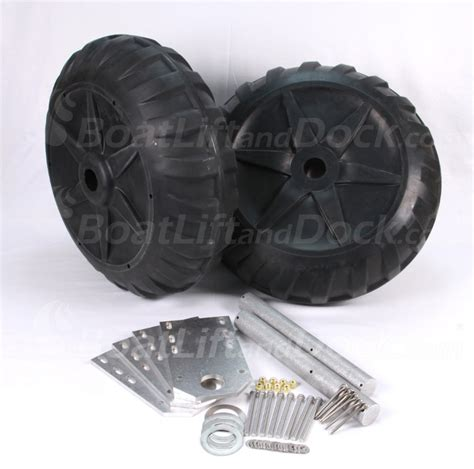 boat dock wheel kits boat dock wheel kits pictures to pin on pinterest pinsdaddy