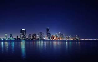 Landscape Cityscape Definition Miami Skyline Wallpapers Wallpaper Cave