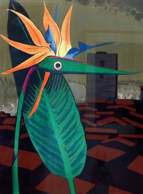 incompris  man ray  lithograph  colors modernism